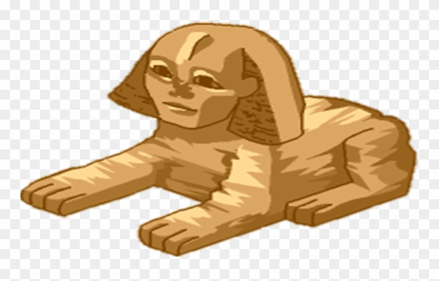 Great Sphinx Clipart (#1805836).
