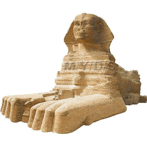 Sphinx clipart / Free clip art.