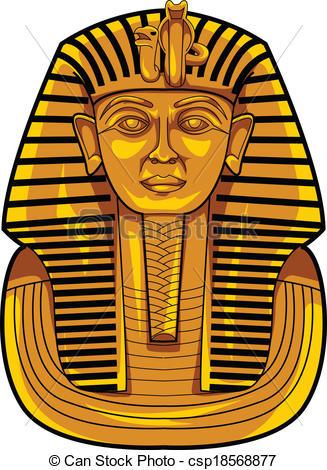 Vectors Illustration of Sphinx csp18568877.