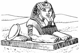 Free Sphinx Clipart.