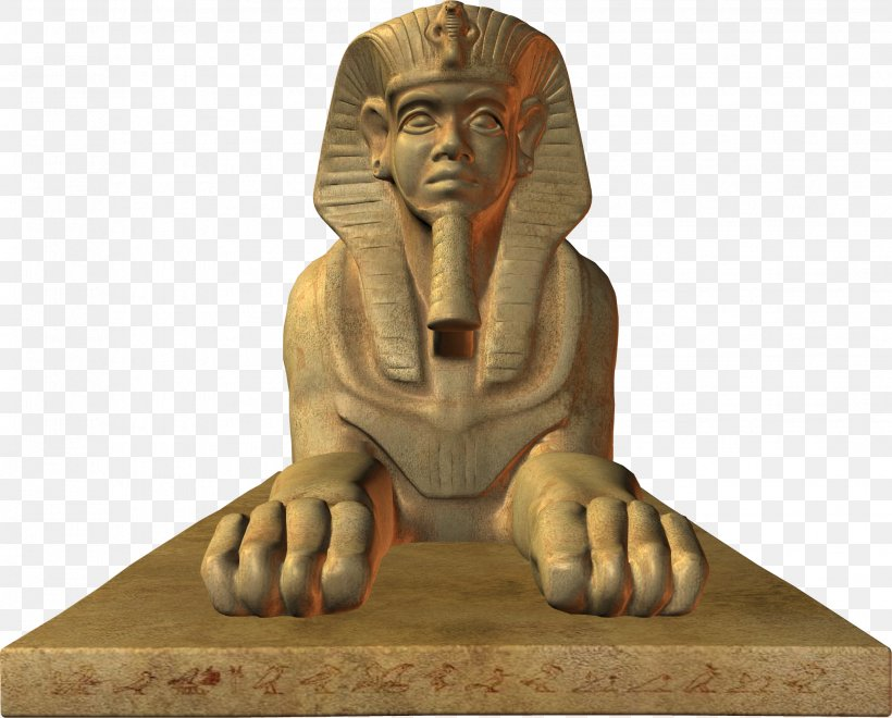 Great Sphinx Of Giza Ancient Egypt Clip Art, PNG.