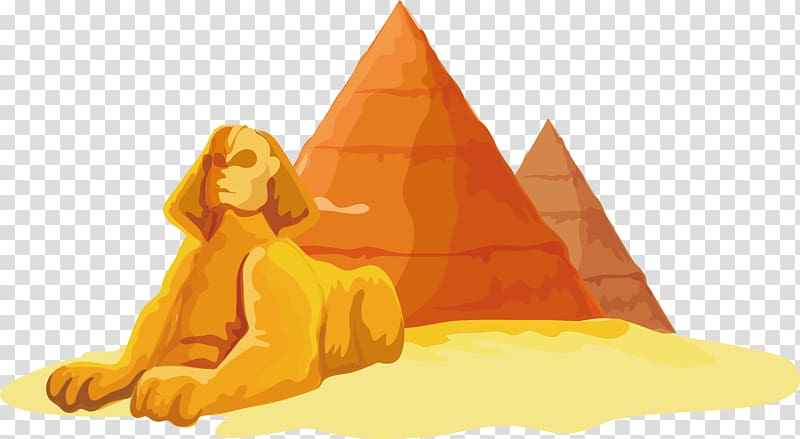Great Pyramid of Giza, and Sphinx, Egypt , Great Sphinx of.