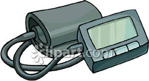 Digital Sphygmomanometer.