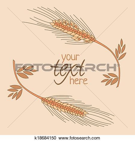 Clipart of Spica vector illustration k18684150.