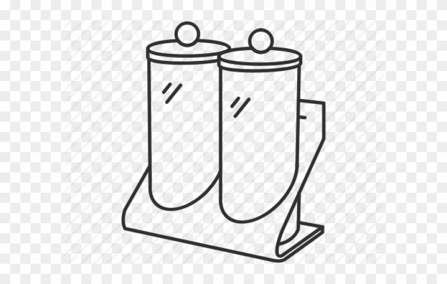 Container Clipart Spice Jar.