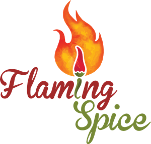 FLAMMING SPICE Logo Vector (.AI) Free Download.