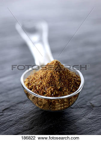 Stock Photo of Five spice mix 186822.