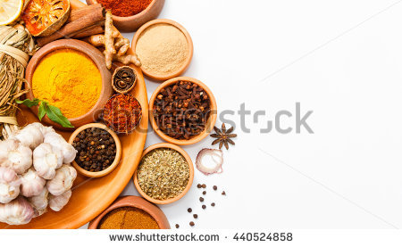 Spice Stock Photos, Royalty.