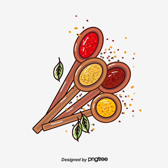 Spices Png, Vector, PSD, and Clipart With Transparent.