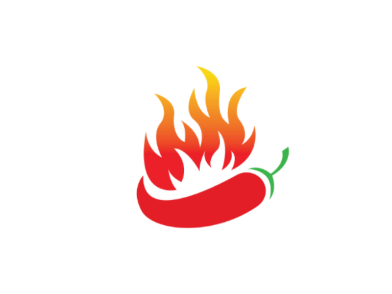 Spicy Chili Vector by syaefulans on Dribbble.
