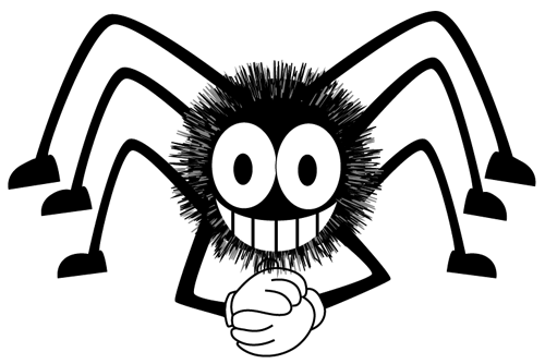 Free Cartoon Pictures Of Spiders, Download Free Clip Art.