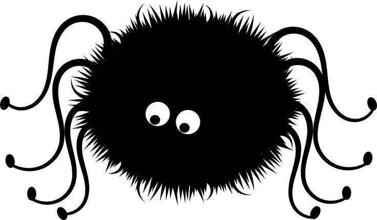Free Spider Clip Art Pictures.