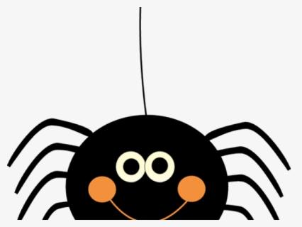 Free Halloween Spider Clip Art with No Background.