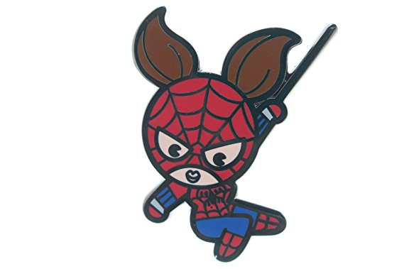 Amazon.com: Disney Marvel Kawaii Art Collection Mystery Pouch.