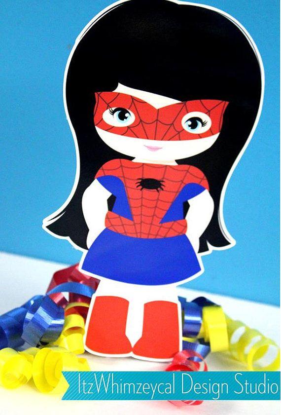 25+ best ideas about Spider Girl on Pinterest.