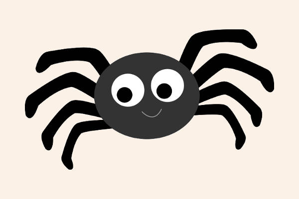 9+ Spider Cliparts.
