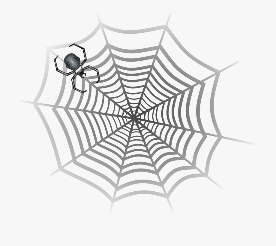 Clipart Spider Web.