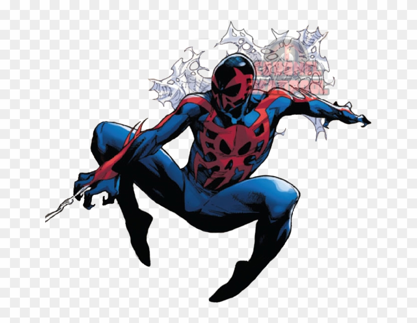 Spiderman 2099 Png.