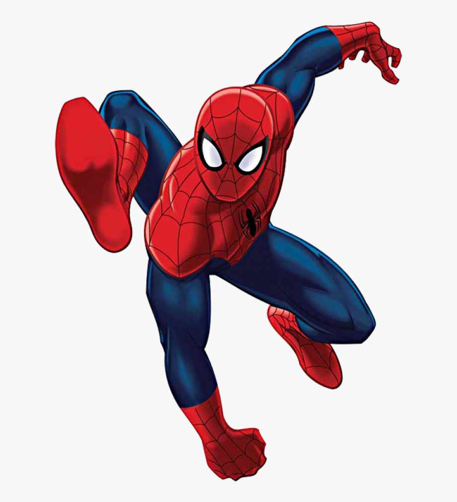 Spiderman Clipart.