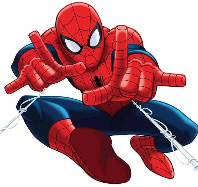 Spiderman Clipart Quality Cartoon Characters Images.