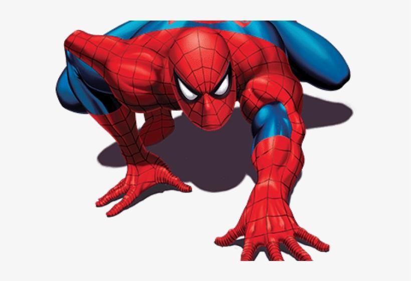 Comics Clipart Spider Man.