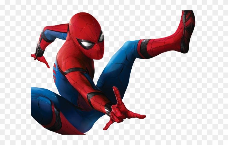 Spider Man Clipart 2017 Transparent.