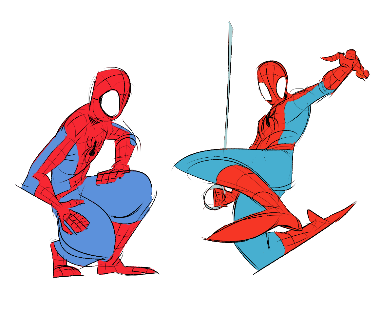 spider man into the spider verse.