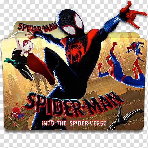 Spider Man Into The Spider Verse Icon , Spiderman Into The.