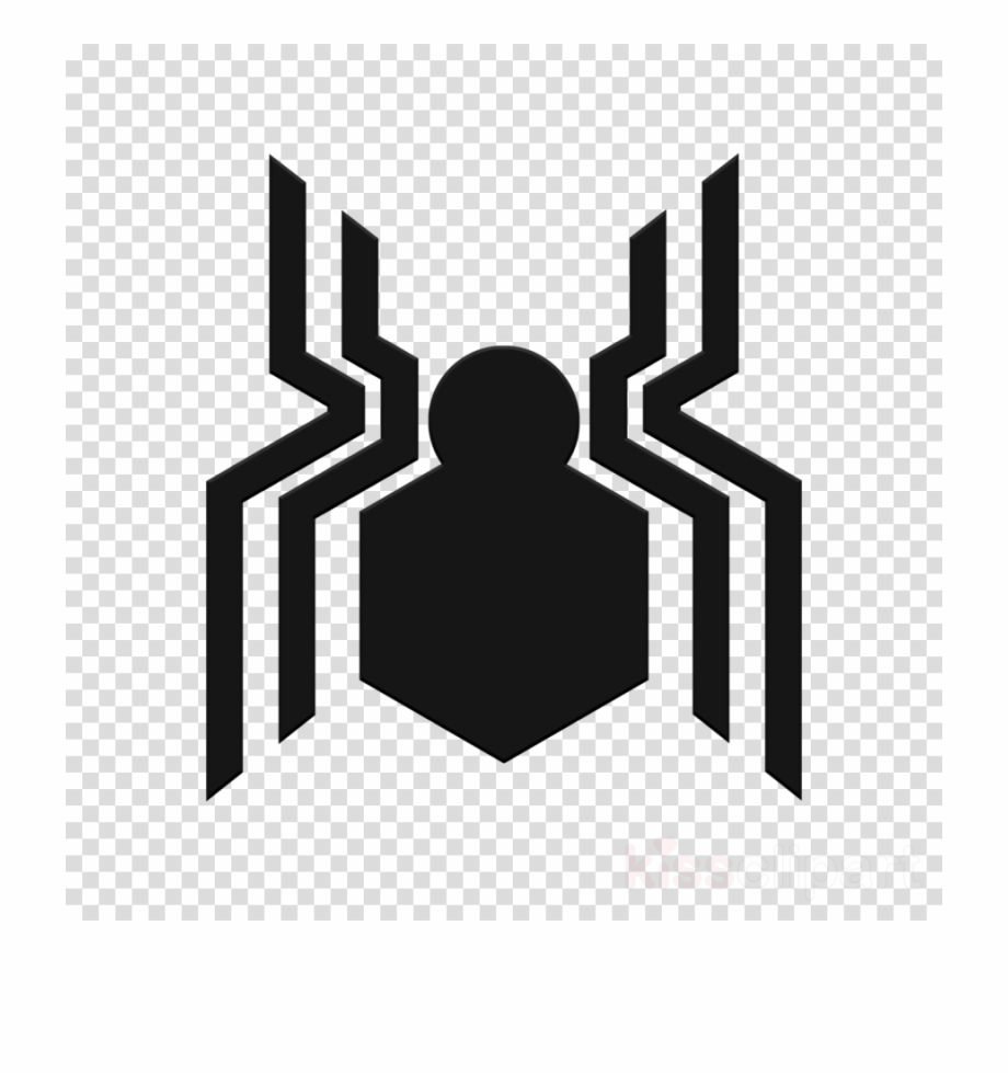 Spider Man Homecoming Symbol Clipart Spider.