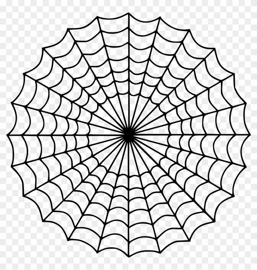 Spider Web Svg Png Icon Free Download.