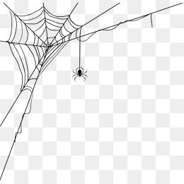 2019 的 Spider Web Decoration Pattern, Spider Clipart.