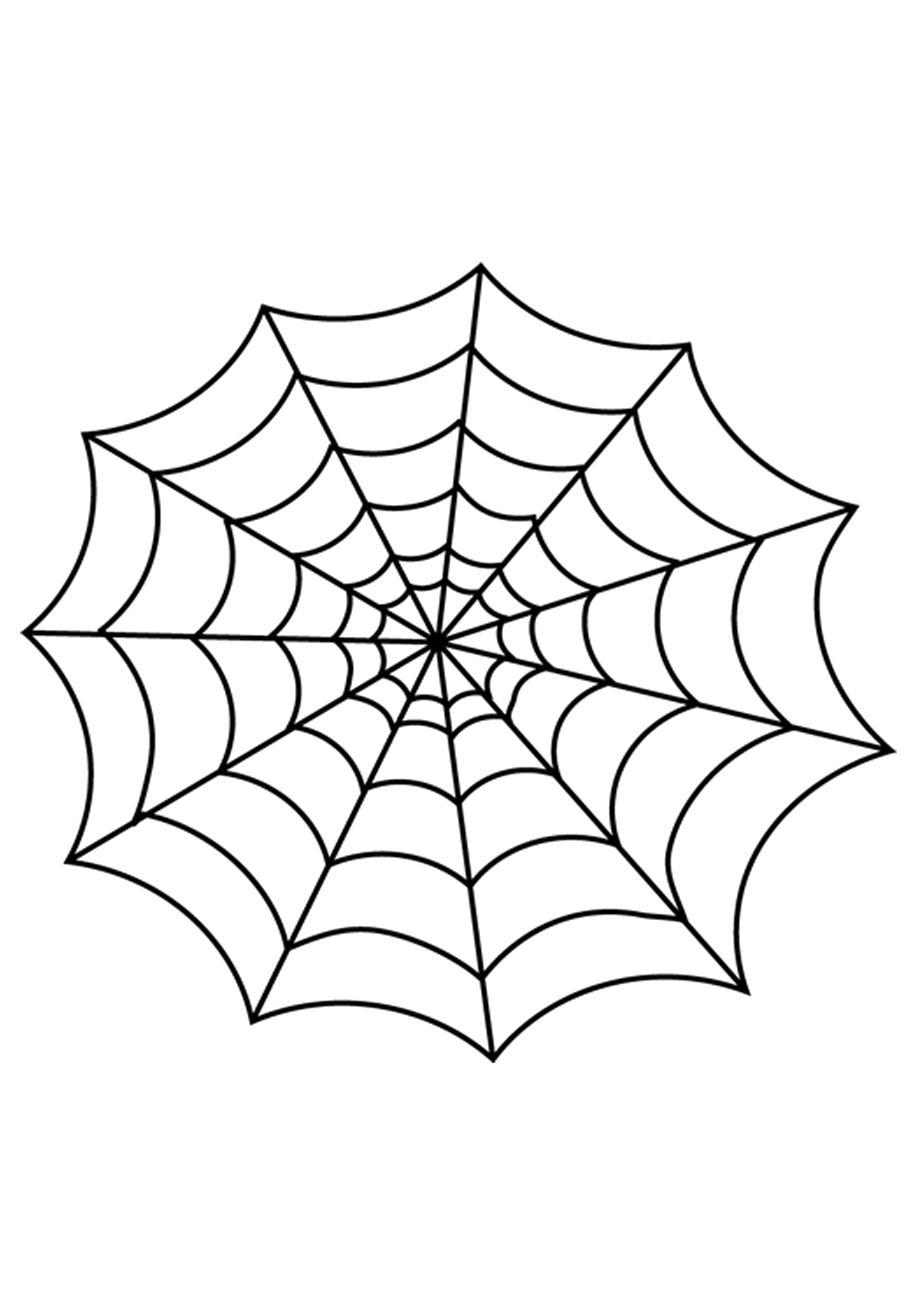 Halloween Spider Web PNG Free Download.