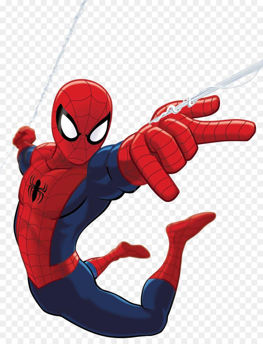 Spiderman Background clipart.