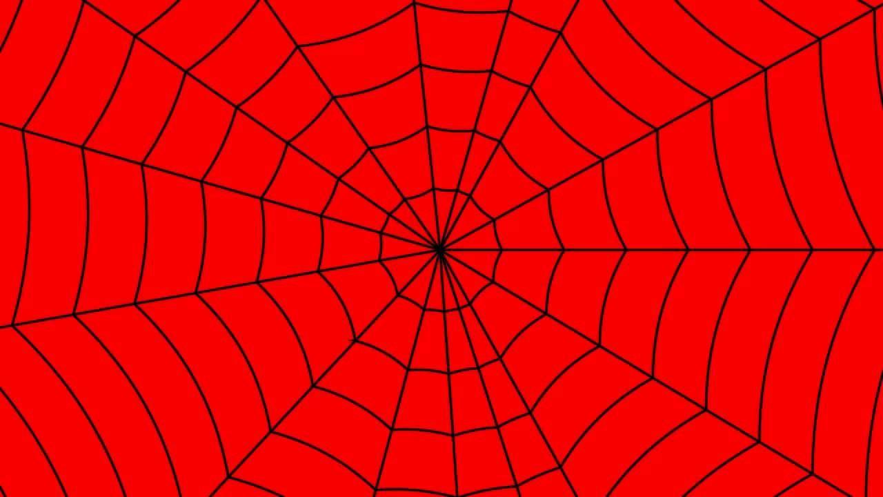 Spiderman Web Background.