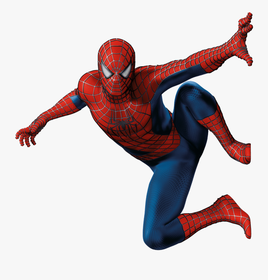 Spiderman Clipart Standing.