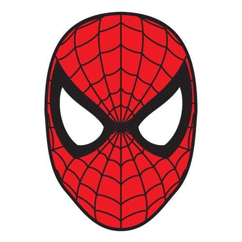 Spiderman Clipart Easy.