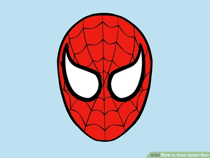 Spider Man Drawing Easy at GetDrawings.com.