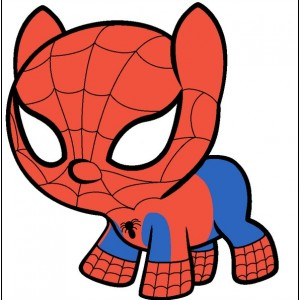 Free Spiderman Clipart Pictures.