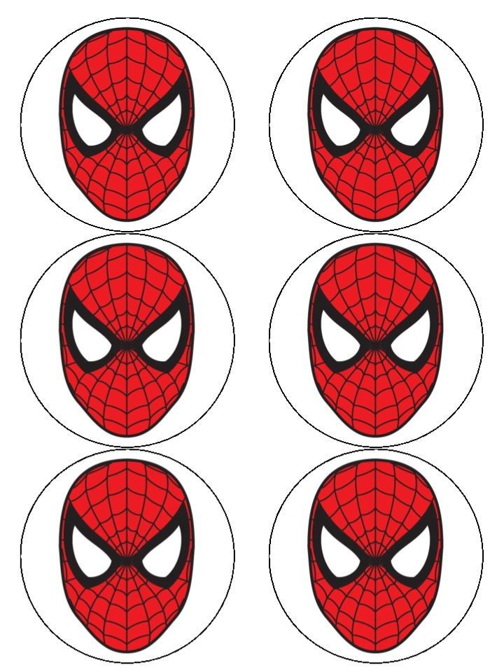 Free Spiderman Face, Download Free Clip Art, Free Clip Art.