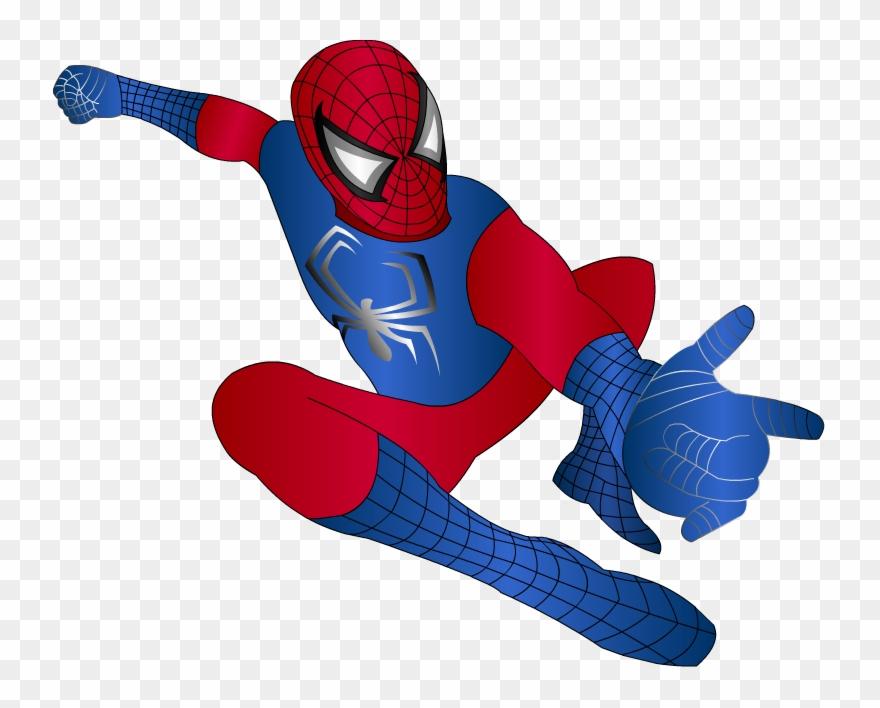 Spiderman Png File.