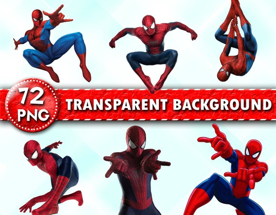 Download Free png Spiderman Clipart Spiderman PNG Files.