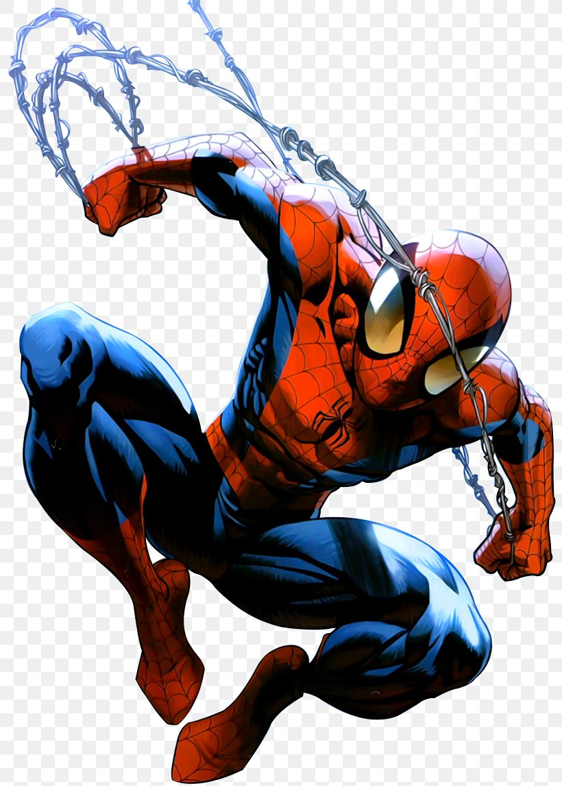 Ultimate Spider.