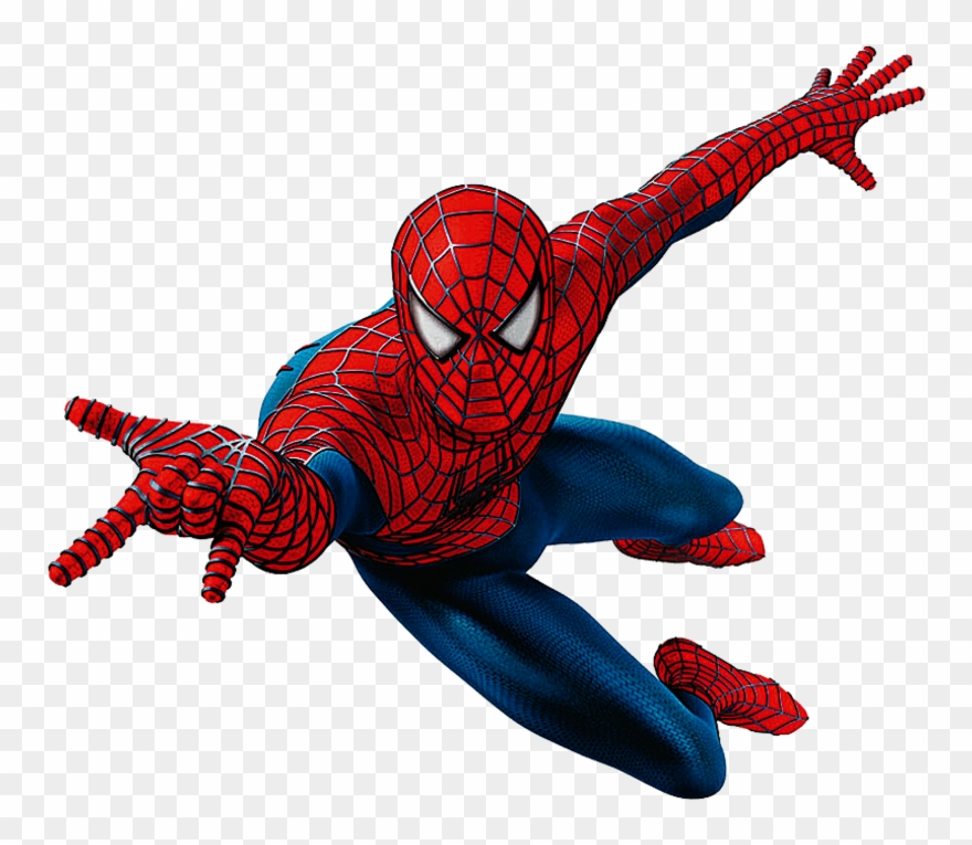 Free Download Spiderman Clipart Spider.