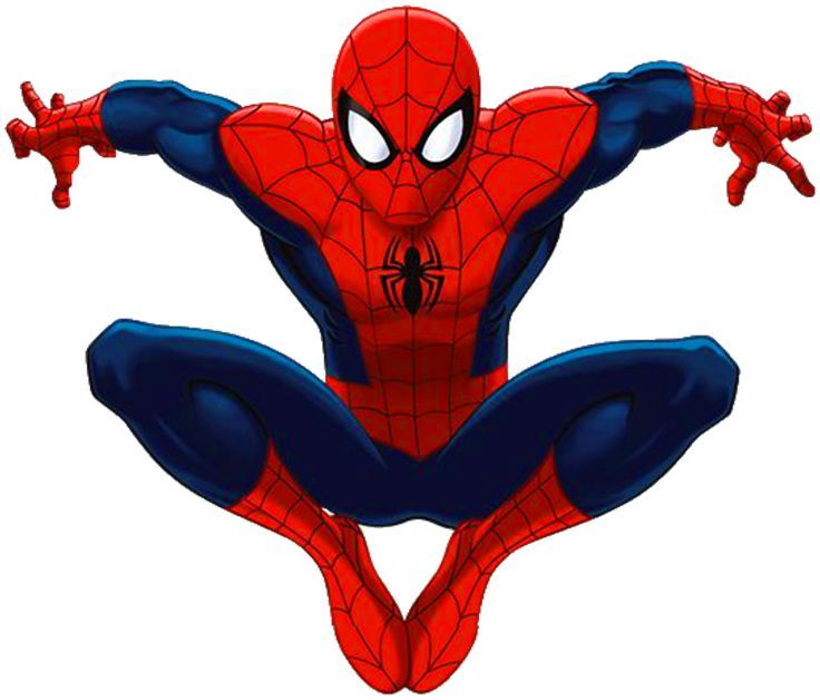 Spiderman Cartoon Clipart at GetDrawings.com.