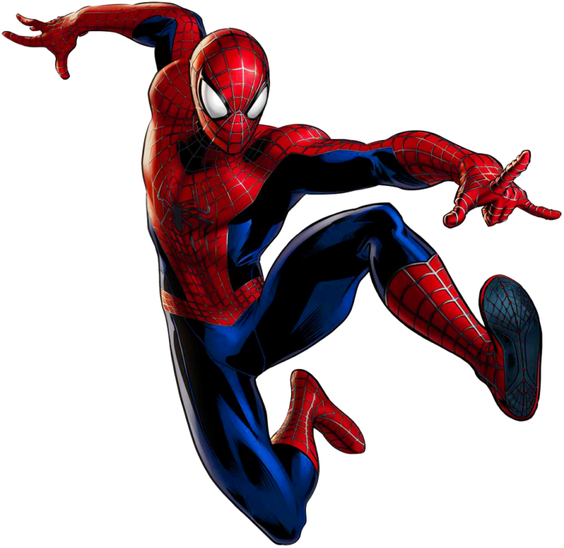 Spiderman clipart png 4 » Clipart Station.