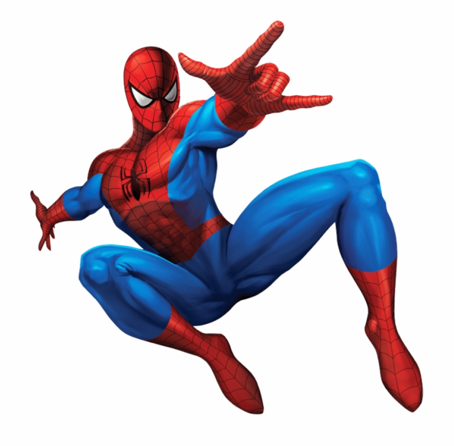 Spiderman Png.