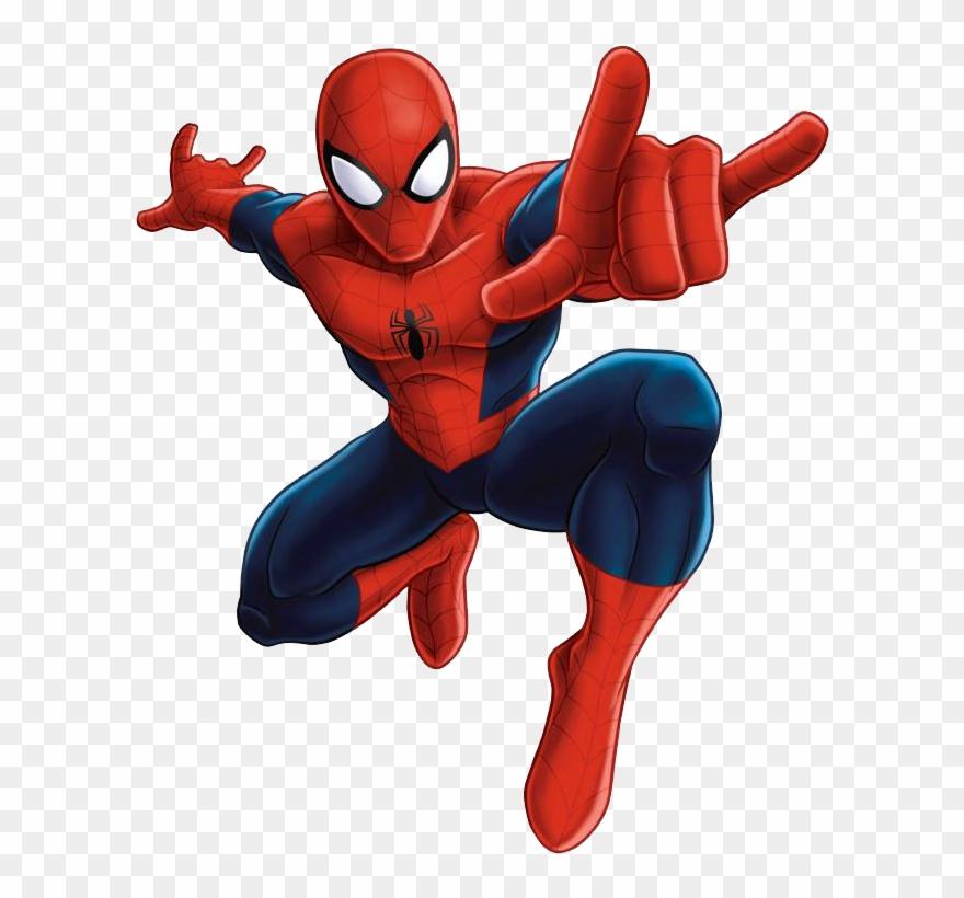 Iron Spiderman Clipart Mickey.