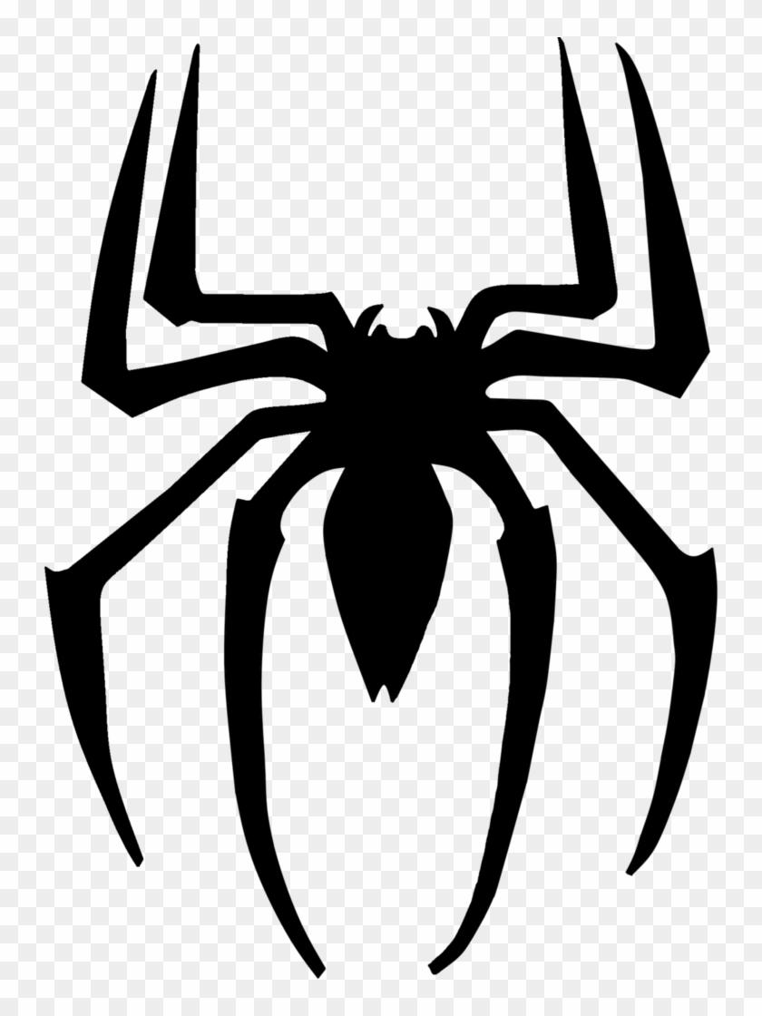 Spiderman Symbol Png.
