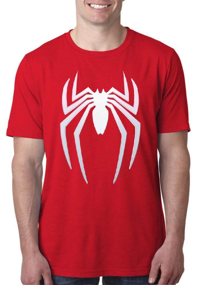 Spiderman Homecoming Red T.