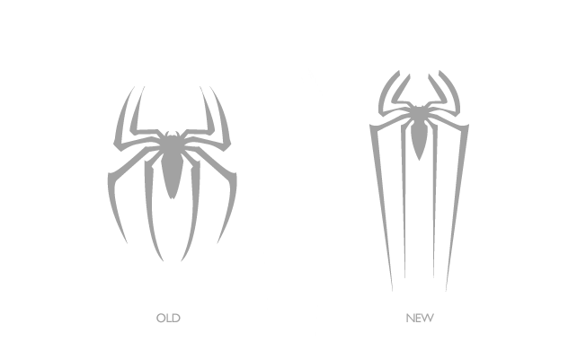 New and old Spider.